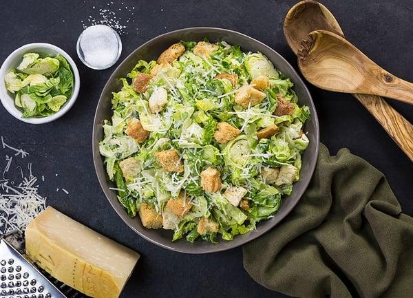 Supershreds Ceasar Salad