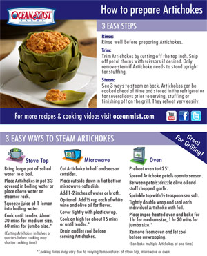 3 EASY WAYS TO STEAM ARTICHOKE TEAR PAD
