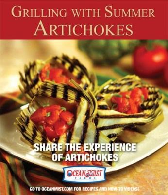 grilling artichokes
