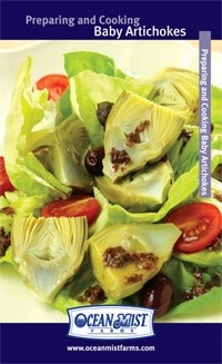 PREPARING AND COOKING BABY ARTICHOKES