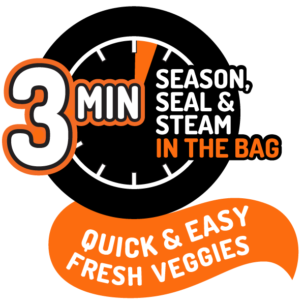 Quick & Easy Fresh Veggies