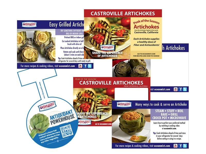 artichoke materials