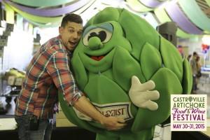 Arti with Chef Ryan Scott