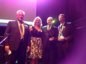 OCEAN MIST FARMS HONORED FOR INNOVATION IN WATER REUSE Sept 2014