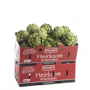 Ocean Mist Farms Heirloom Artichokes