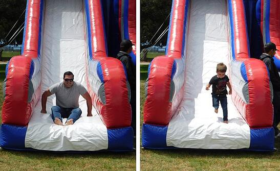 OMF Annual Company Picnic- Bounce House