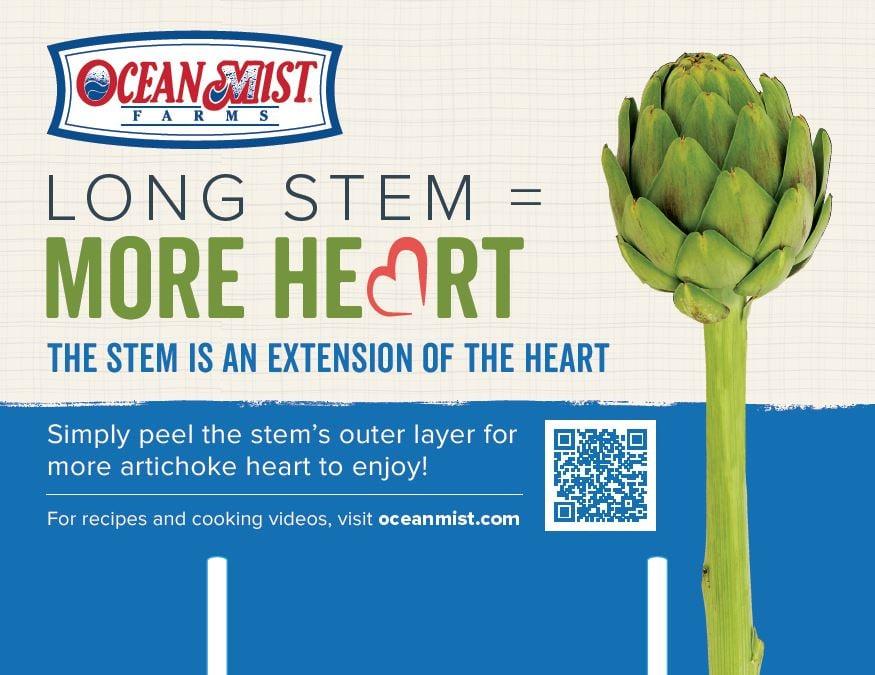 Long-Stem Artichoke Case Card
