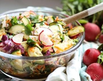 fresh asian radish salad-2-1-1