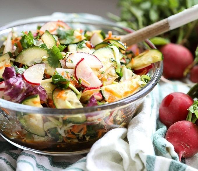 fresh asian radish salad-2-1