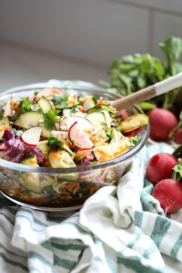 fresh asian radish salad-2