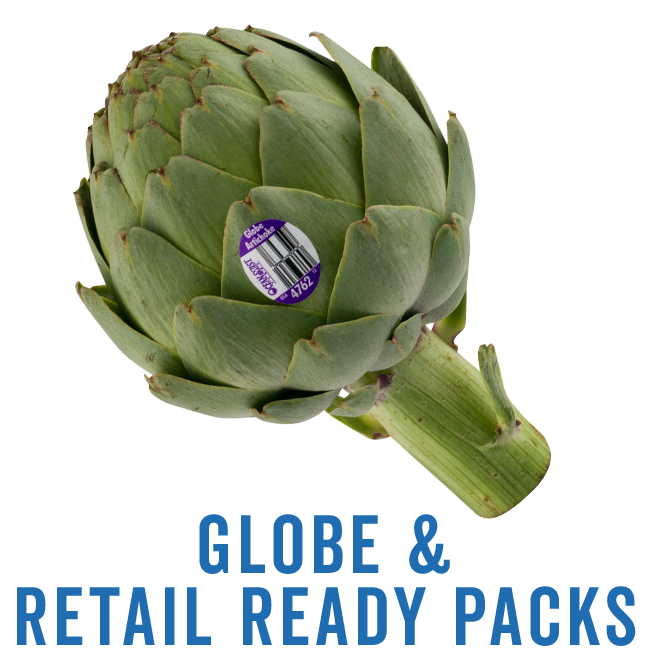 Globe and Retail Ready Packs