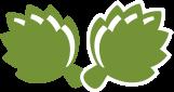 icon of two artichokes