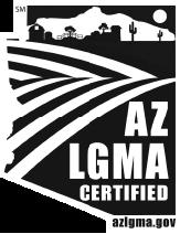 AZ LGMA Certified logo