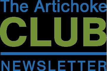 The Artichoke Club Newsletter