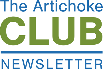 The Artichoke Club Newsletter