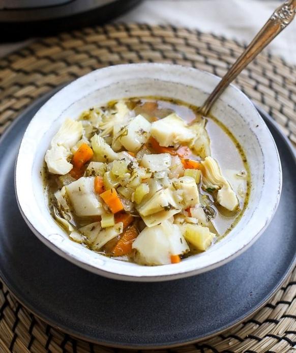instant pot artichoke chicken soup-2-1-356020-edited