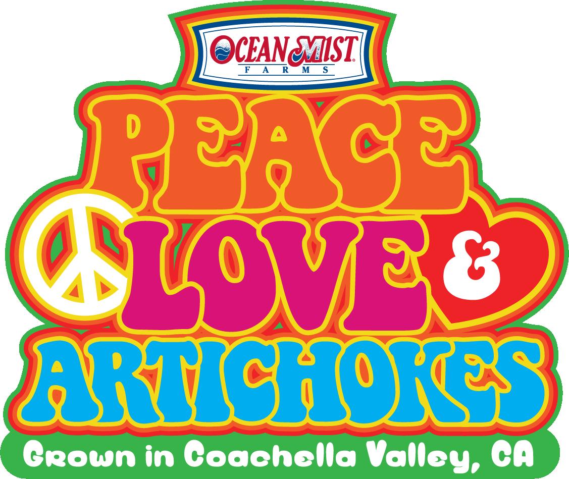 Peace, Love, Artichokes
