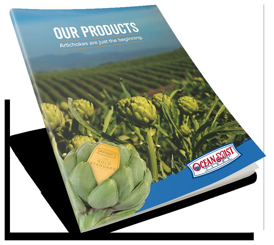 Ocean Mist Farms Commodity Book