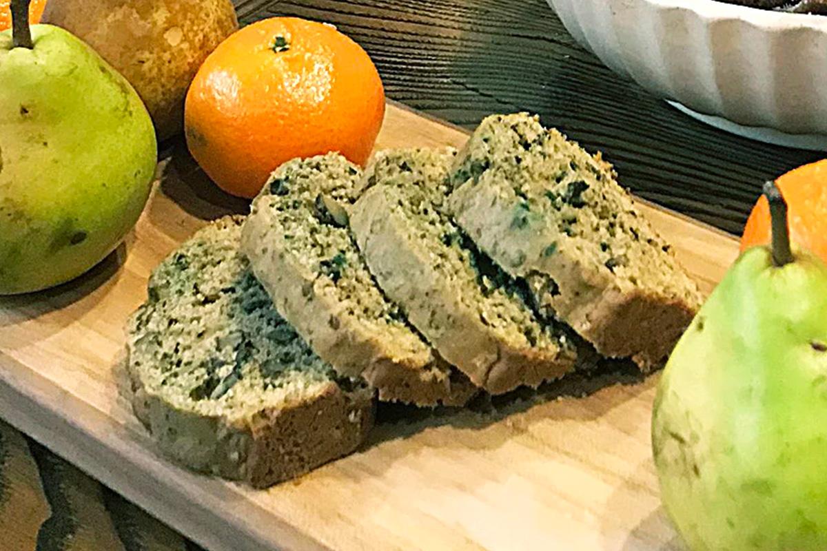 Artichoke Nut Bread