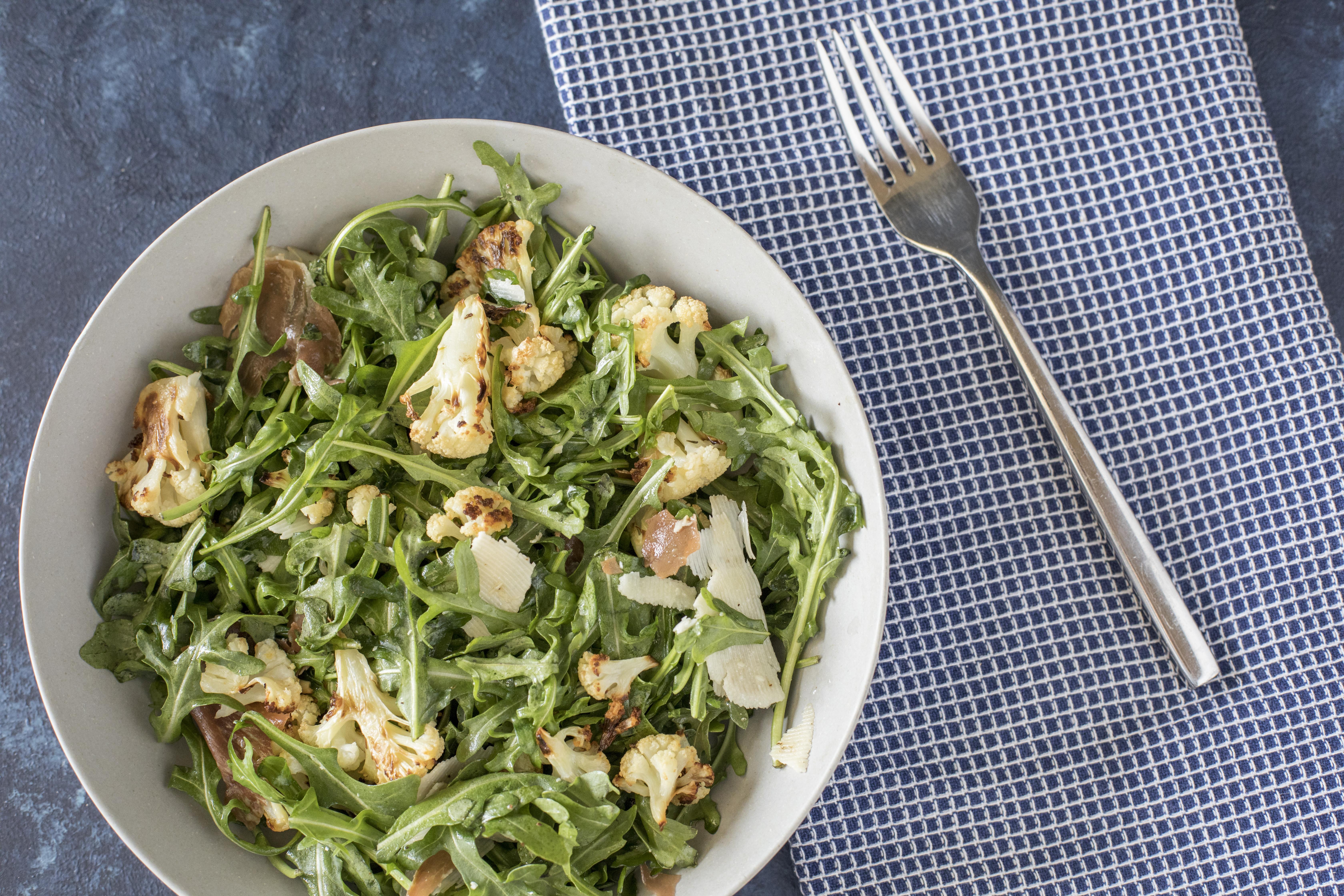 Cauliflower and Arugula Salad_2