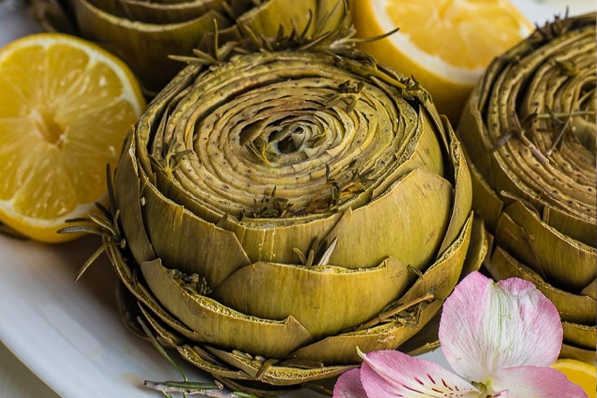 Instant Pot Lemon Herb