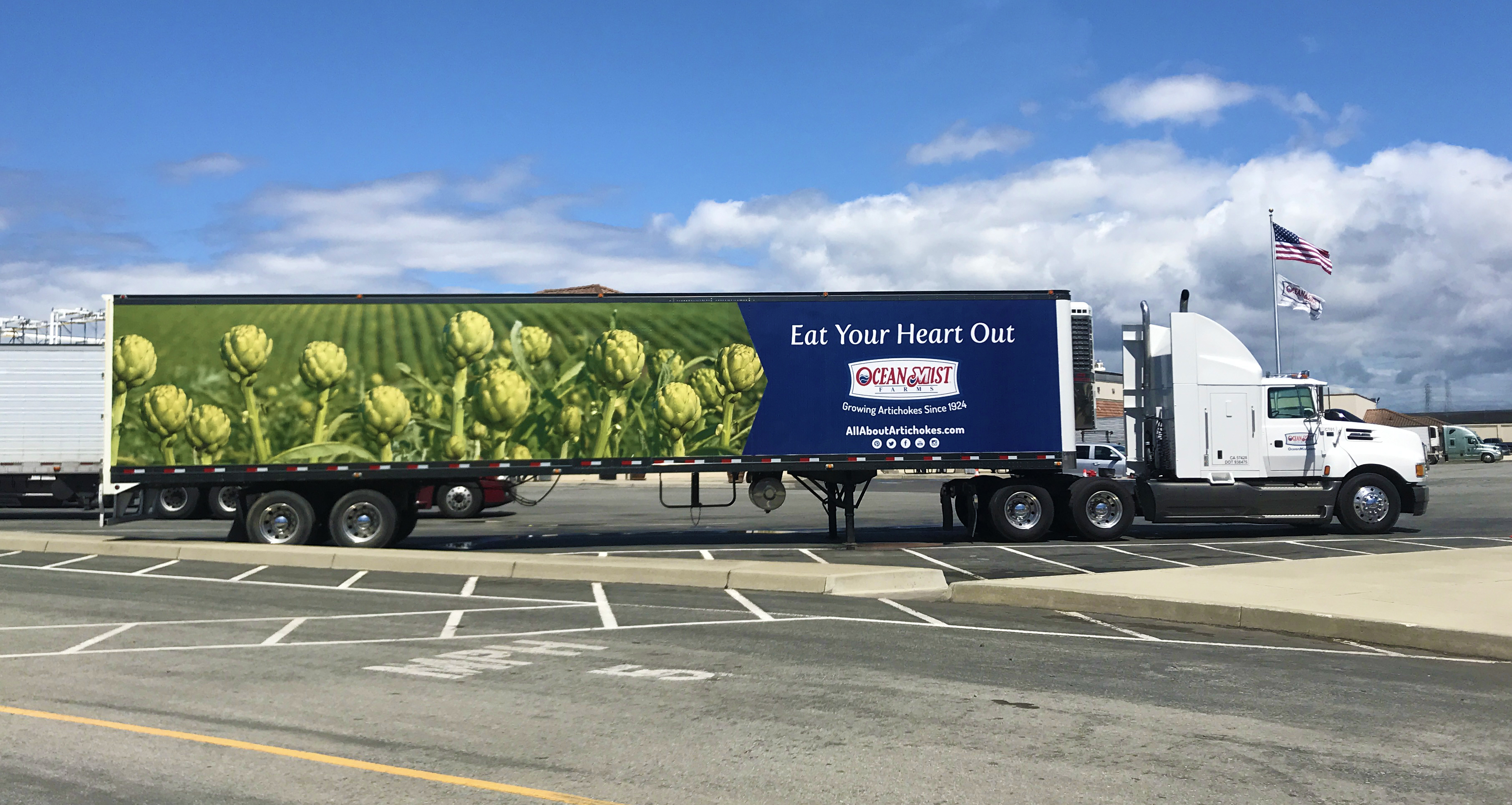 OMF Truck-Eat Your Heart Out