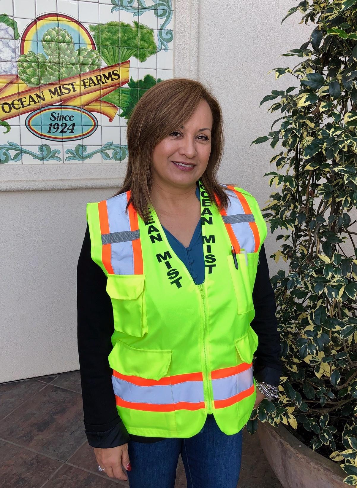 Loreana Medina- Ocean Mist Farms Employee Spotlight